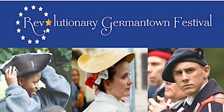 Revolutionary Germantown Festival at Grumblethorpe tickets