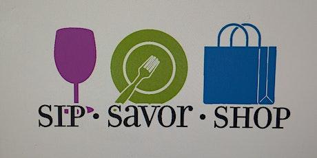 A'Zaro Designs Sip & Shop Pop Up Event tickets