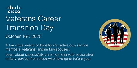 Cisco Veterans Career Transition Day 2020 tickets
