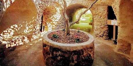 Tour of Forestiere Underground Gardens   October 2nd tickets
