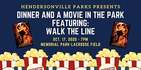 Movie In the Park: Walk The Line tickets