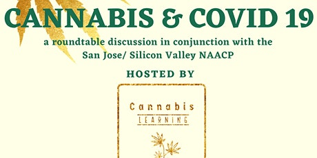 Cannabis & COVID19, A Cannabis Roundtable tickets