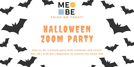 MeBe Virtual Halloween Party tickets