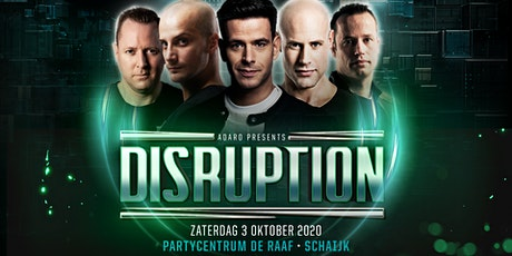 DISRUPTION SOLD OUT! tickets