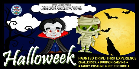 Halloweek Party: Haunted Drive-up Experience tickets