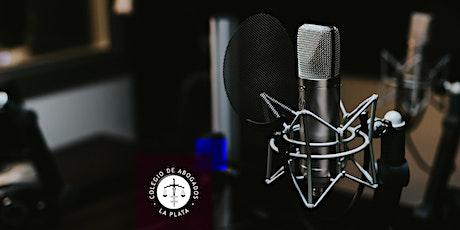 De la radio al podcast. 100 años de tecnología y libre expresión entradas