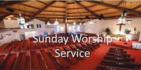 Sunday Worship Registration tickets