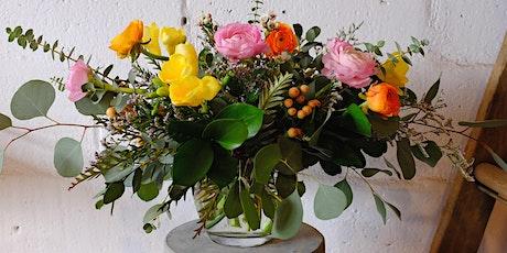 Thanksgiving Floral Centerpiece Workshop tickets