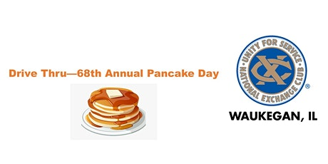 Pancake Day (Exchange Club) tickets