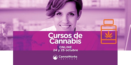 ONLINE | Cannabis Training Camp | CannaWorks Institute boletos