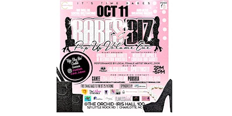 """Babes & Biz"" Pop-up Volume One Free To Public! Oct.11 2020 Free Swag Bags tickets"
