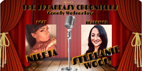 THE SPEAKEASY CHRONICLES Comedy Showcase tickets