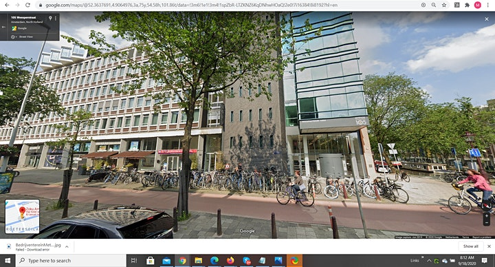 Afbeelding van Mr Data Campus Metropool Weesperstraat 61-105  in Amsterdam