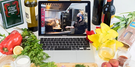 Cooking Class (Virtual) tickets