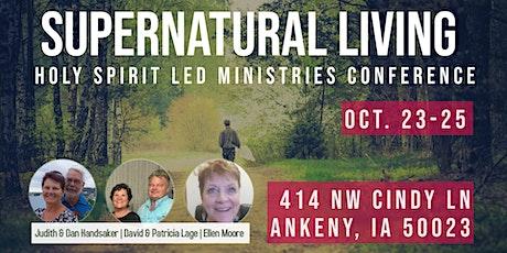 Supernatural Living tickets
