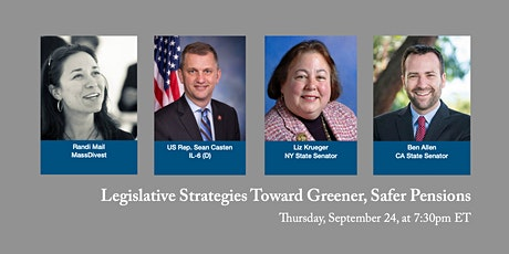 Legislative strategies toward a green economy: local, state, and federal tickets