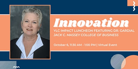 YLC Virtual Impact Luncheon: Innovation tickets