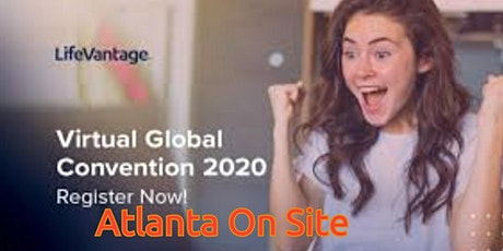 Early Bird Registration for Atlanta Global Convention Extravaganza tickets