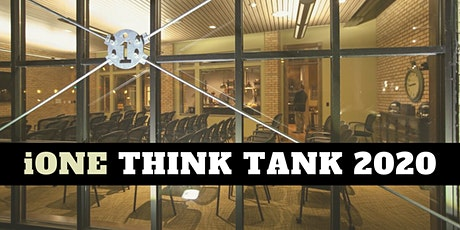 iOne Think Tank - October 2020 tickets