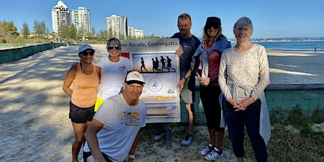 7am Every Tuesday at Tweed Coolangatta SLSC -30 minute walk/run then coffee tickets