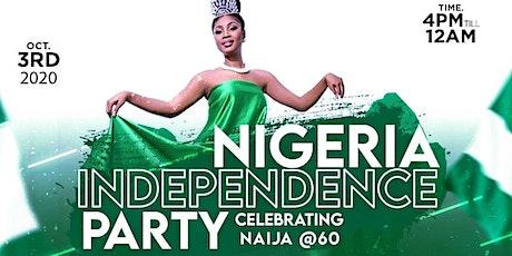 Nigerian Independence @ 60 tickets