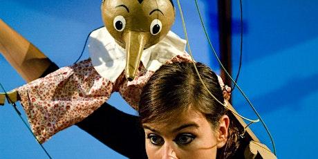 LE AVVENTURE DI PINOCCHIO - regia Livio Viano - Teatro d'Aosta biglietti