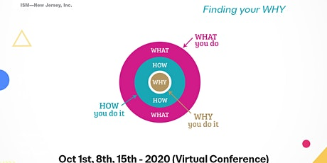 ISM-NJ Women & Leadership Virtual Conference (October 1, 8 and 15th) tickets