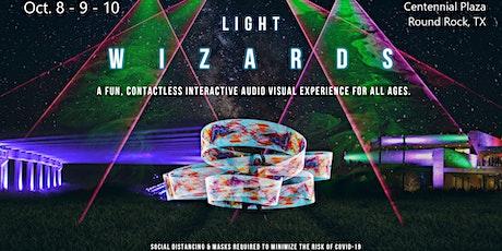 Light Wizards Illuminate Centennial Plaza tickets