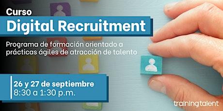 Digital Recruitment boletos