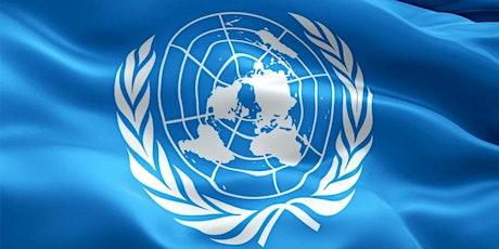 54th Annual United Nations Flag Raising tickets