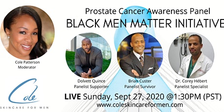 Black Men Matter Health Initiative Presented by Cole Skincare for Men tickets