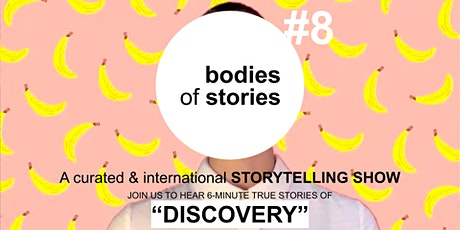 Bodies of Stories Storytelling Show tickets