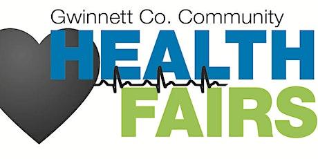 Gwinnett County Health Fair -  Lenora Park in Snellville tickets