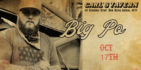 BIG PO in NEW HAVEN tickets