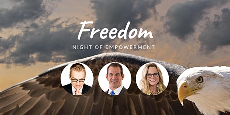 Freedom Night of Empowerment with Drs. Mark and Michele and Clay Clark tickets
