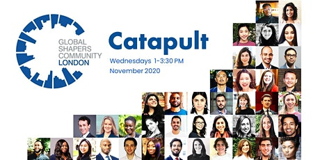 Global Shapers London: Catapult tickets