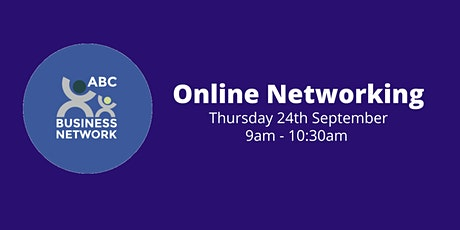 ABC Business Network - 24 September 2020 - ONLINE tickets
