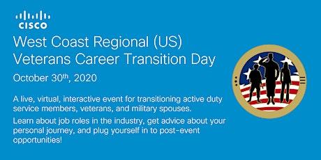 West Coast - Cisco Veterans Career Transition Day 2020 tickets