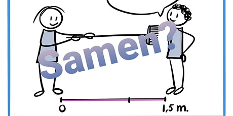 Proeverij: van 1,5-meter samenleving naar 1,5-meter samenwerking tickets