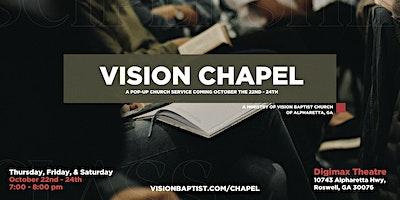 Vision Chapel
