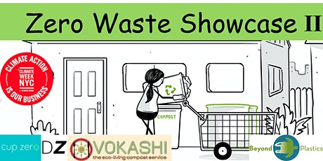 Zero Waste Showcase 2 tickets