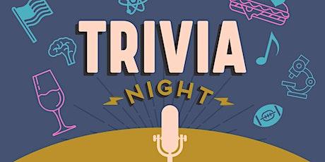 Trivia Night in River Mill Park tickets