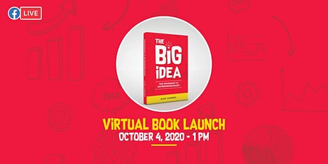 The Big Idea by Alex Jimenez- Official Book Launch tickets