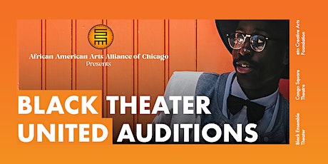 Black Theater United Auditions billets
