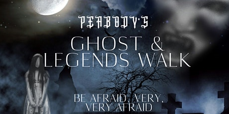 Peabody's Ghost & Legends Walking Tour tickets