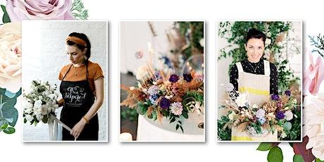 Flower Arrangement Class @ Pisco y Nazca - Washington, D.C. tickets