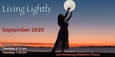 Tuesday Evening Meditation – an online meditation class tickets