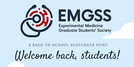 EMGSS Orientation Event billets
