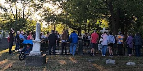 History Walk: Ridgelawn Cemetery tickets