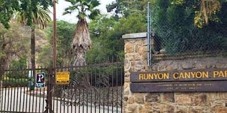 A~pira FIT Group Workout | Runyon Canyon tickets